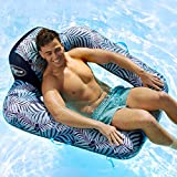 AQUA Zero Gravity Pool Chair Lounge, Inflatable