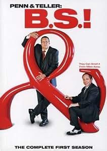 Penn & Teller: B.S.! The Complete First Season