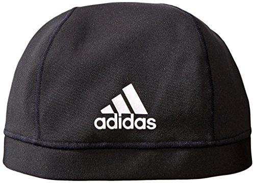 adidas Football Skull Cap, Black, One - Stretch Skull Cap