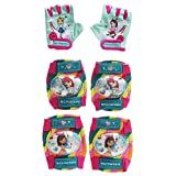 Schwinn Girl's Pad Set with Knee, Elbow and Gloves