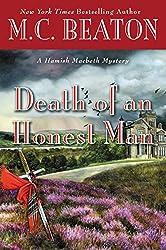 Death of an Honest Man (A Hamish Macbeth Mystery)
