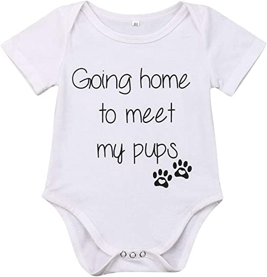 0-18months I LOVE MY DADDY Baby SleepSuit Romper