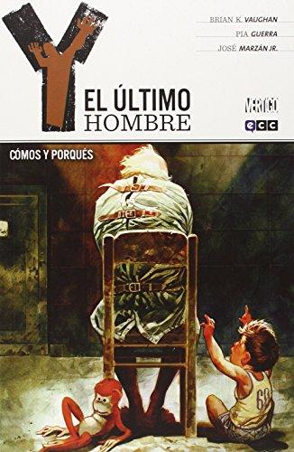 Y, EL ULTIMO HOMBRE No.10:COMOS Y PORQUES(14) por VAUGHAN(255368)