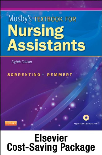 Mosby's Textbook for Nursing Assistants (Soft Cover Version) - Text, Workbook, and Mosby's Nursing Assistant Video Skills - Student Version DVD 4.0 Package, 8e by Mosby