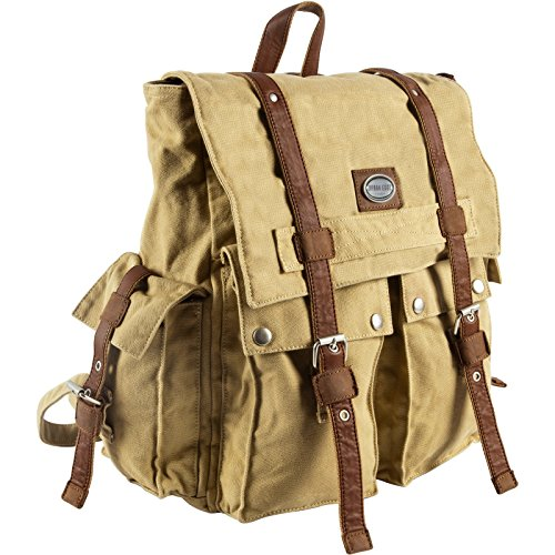 Canyon Leather Backpack - 6