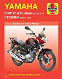 Yamaha YBR125 & Custom, XT125R/X Service & Repair Manual 2005 to 2016