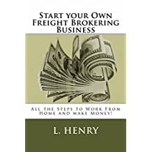 Start your Own Freight Brokering Business
