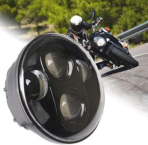 Xenon HID Headlight H4 Bulb for Harley Davidson XL1200X Forty-Eight 2010-2014