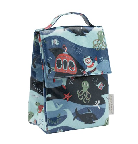 Sugarbooger Classic Lunch Sack, Ocean ()