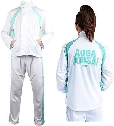 Aoba Johsai High School Oikawa Tooru Hoodie Cosplay Pullover Jacket Haikyuu!