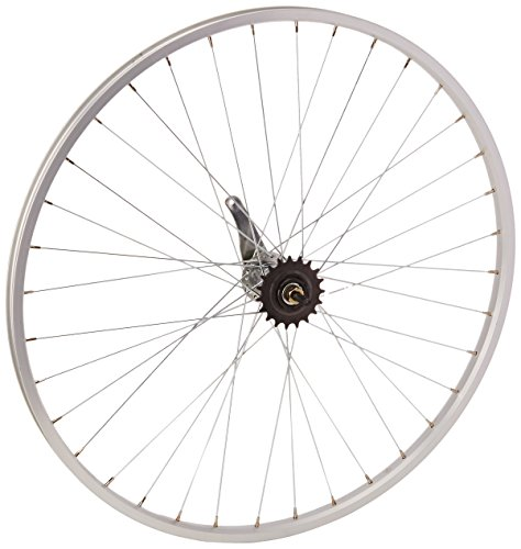 Sta-Tru Steel Single Speed Coaster Brake Hub Rear Wheel (26X1 3/8-Inch) by Sta Tru