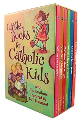 Aquinas Kids Little Books for Catholic Kids Box Set