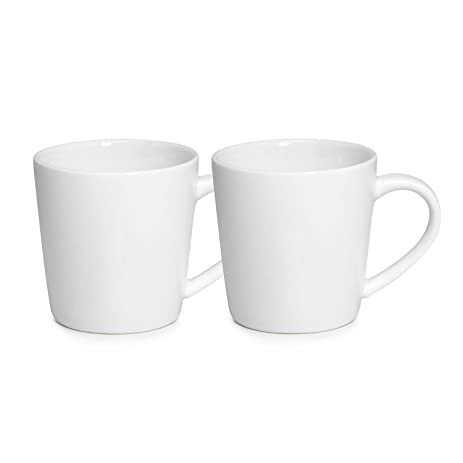 smart idea porcelain coffee mugs. YINUOWEI Simple Pure White Large Ceramic Coffee Milk Cup Porcelain Mugs  3oz Set of Amazon com
