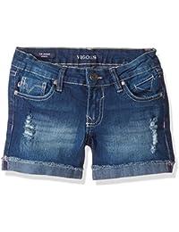 Girls' V Pocket Shorts