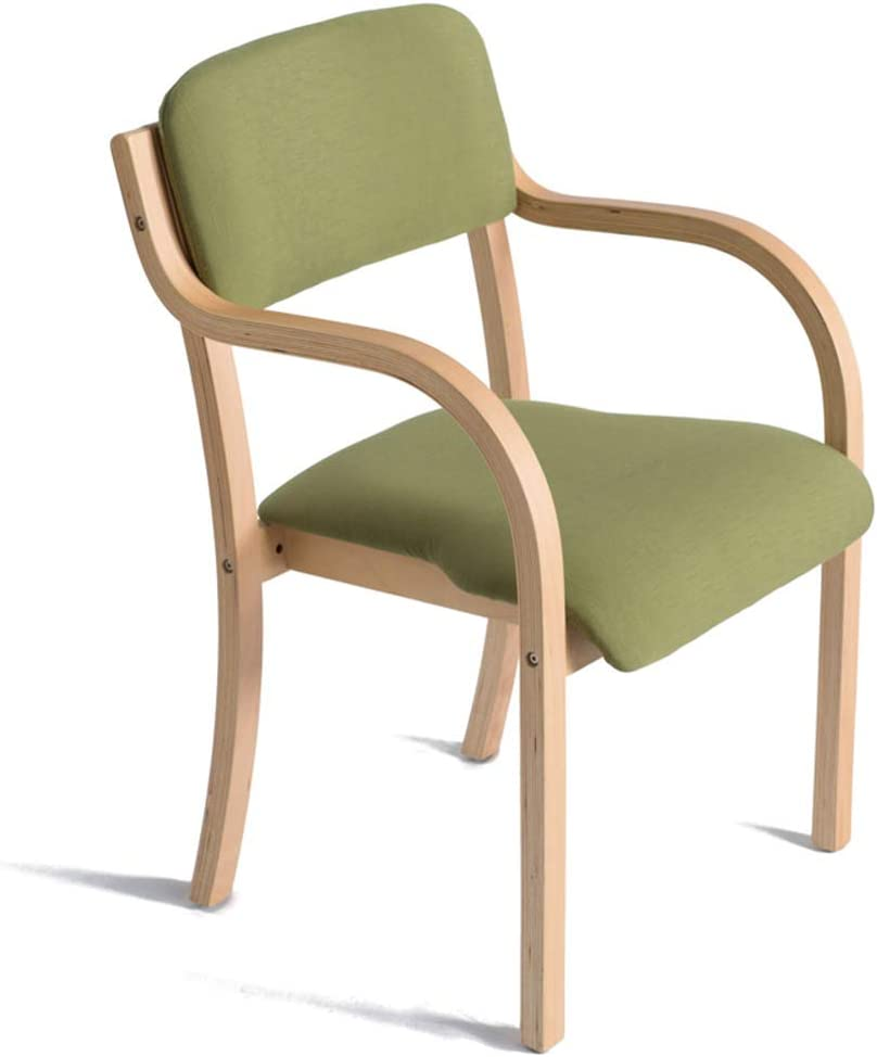Amazon.com: Dining Chair Wooden Armchair Study Chair Computer
