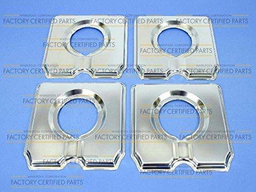 1430283 Admiral Range Square Gas Drip Pans