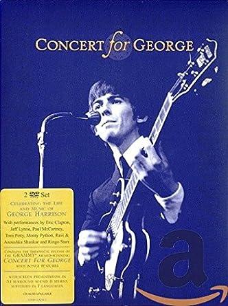 Concert For George [DVD] [2003]: Amazon co uk: Joe Brown, Eric