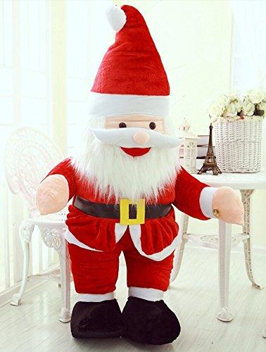 Luk Oil Santa Claus Doll Dolls Santa Claus Plush Toys Children's Christmas Gifts 39.37