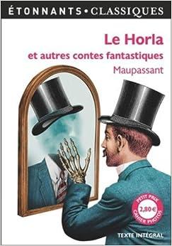 Book Le horla et autres contes fantastiques
