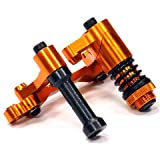 Integy RC Model Hop-ups T6988ORANGE Steering Bell Crank for Savage XL, Flux & X 4.6 RTR