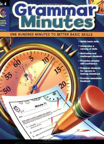Grammar Minutes Gr. 4
