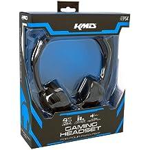 KMD Live Chat Headset-Black, PlayStation 4