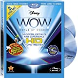 WOW: World Of Wonder HDTV and Home Theatre Calibration Tools - 2-Disc BD