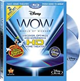 Disney WOW: World of Wonder [Blu-ra