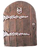 Penfound Super Sized Bling Rhinestones Garden Fairy Door Ideal for Gardens and Bottom of Trees