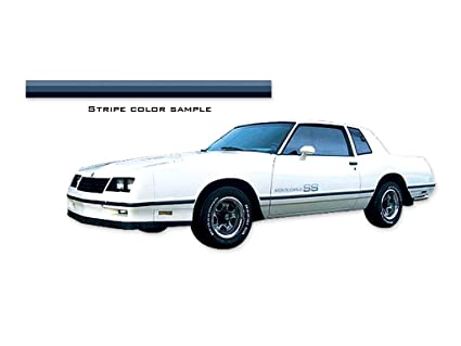 Amazon Com Monte Carlo 1983 1984 Chevrolet Ss Super Sport Decals