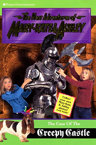 The Case of the Creepy Castle (The New Adventures of Mary-Kate & Ashley, No. 19) -