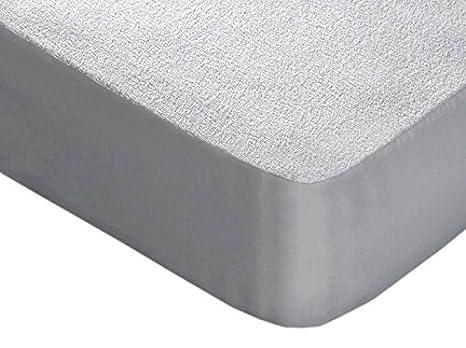 Mash - Funda de colchón de Rizo 100% Algodón - Varios tamaños. (Cama
