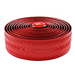 Lizard Skins Tape & Plugs Bar Tape, Red