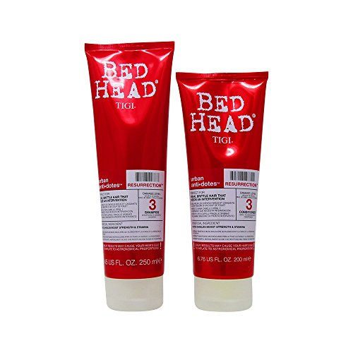 Bundle   2 Items   Tigi Bed Head Resurrection Shampoo  8 45 Oz And Conditoner  6 76 Oz Duo