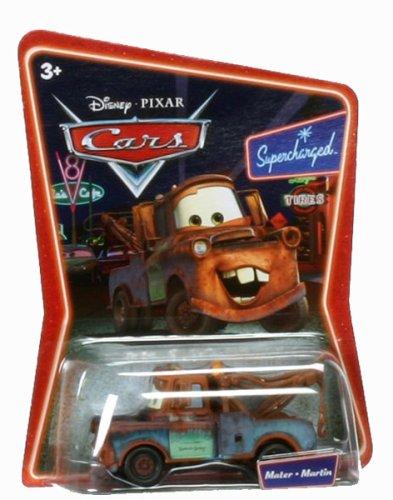 メーター(ブラウン×ブルー) 「カーズ」 キャラクターカー6 H6408の商品画像