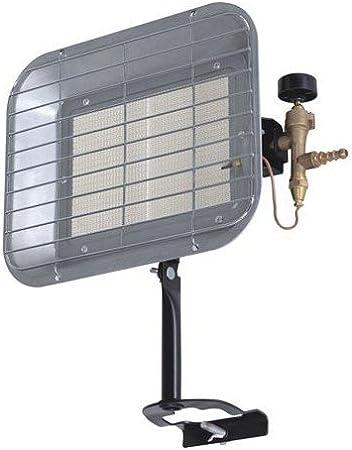 Perel FT5130 - Calefactor radiante de gas, 4500 W