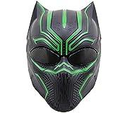 haoYK Airsoft Tactical Paintball Full Face Mask Cosplay Animal Shaped Mask met Metalen Mesh Oogbescherming voor Halloween Custome CS Game Shooting Hunting