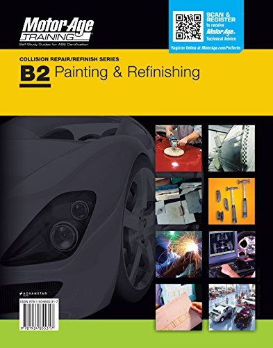 Ase B2 Practice Test Paint Refinishing Certification