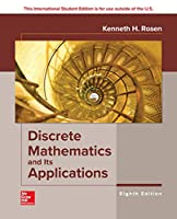 Discrete Mathematics and Its Applications, 8th Edition Front Cover