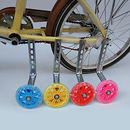 ZREAL Bicycle Bike Cycling Kids Childrens Stabilizers 12-20Ruedas de Entrenamiento Heavy Duty Accessories
