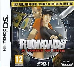 Runaway: Twist of Fate - Nintendo DS
