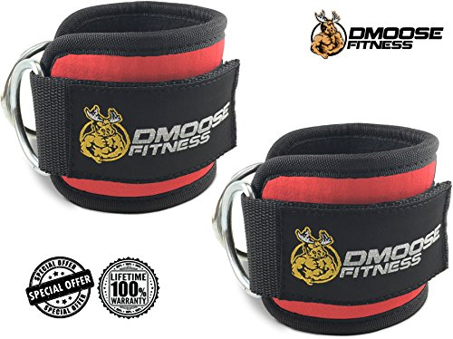 Ankle Straps Machines DMoose Fitness