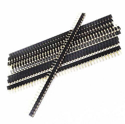 (E-Simpo 10pcs 2.54mm (0.1