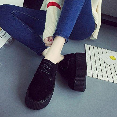 Mujer Roseg Cordones Planos Con Zapatos wzxqqAYng