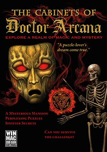The Cabinets of Doctor Arcana]()