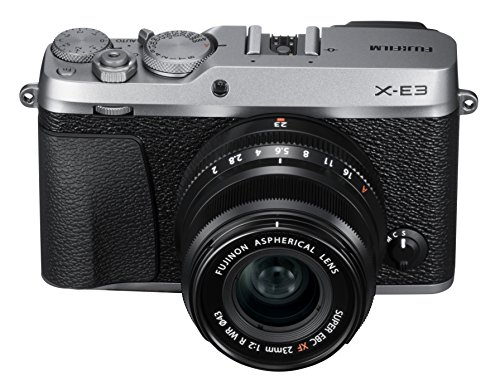 Fujifilm X-E3 24.3 MP Mirrorless Camera with XF23mmF2 R WR Lens (APS-C X-Trans CMOS III Sensor, X-Processor Pro Engine… 1