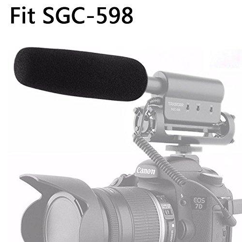 Microphone Cover Foam Microphone Windscreen Wind Cover for TAKSTAR SGC-598