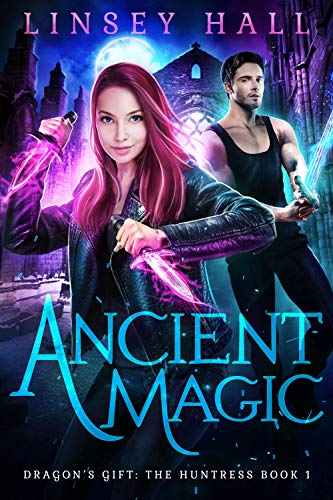 Learn 1 Trio Book - Ancient Magic (Dragon's Gift: The Huntress Book 1)