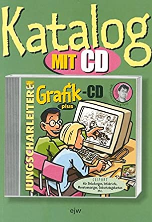 Jungscharleiter Grafik CD plus, 1 CD ROM m. Katalog Cliparts aus