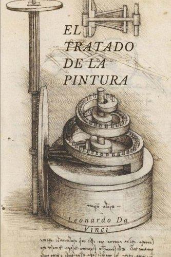 El Tratado De La Pintura: (Spanish Edition) [Leonardo Da Vinci] (Tapa Blanda)